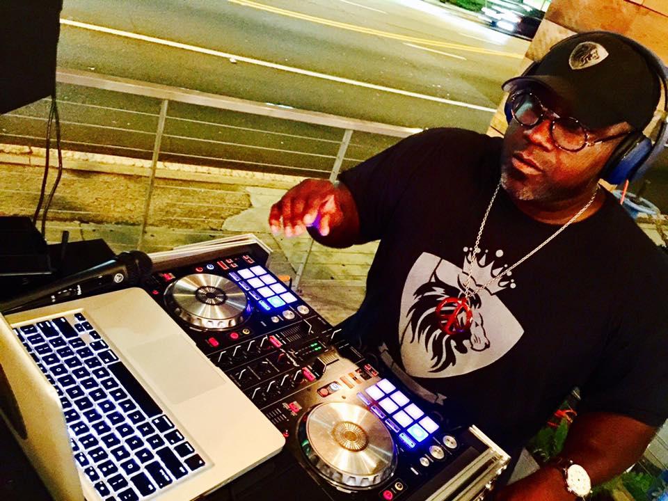 THE DIGNITARY DJ