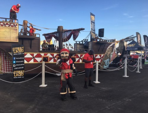 Sights & Swashbuckling from Tampa Bay Buccaneers Training Camp with Street Laced DJ's