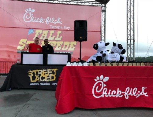 Chick-Fil-A Fall Stampede 5K with Street Laced DJ's