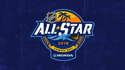 marketing NHL 2018 All-Star Weekend