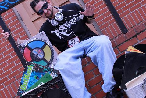 DJ Rhinestone