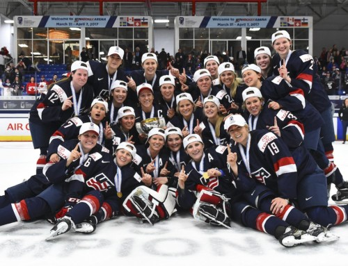 Team USA Women's National Hockey Team Selection Camp taps Greg Wolf as Host