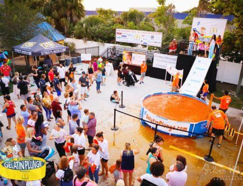 Street Laced Entertains @ The 6th Annual Children's Cancer Center Gelatin Plunge