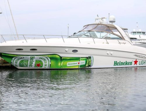 Heineken Light Boat New England decides to sail digitally with Street Laced Marketing