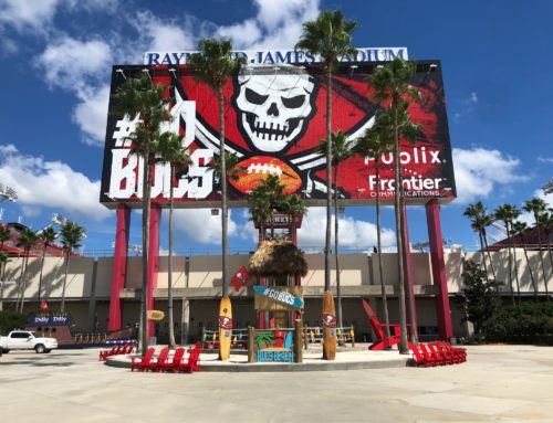 Tampa Bay Buccaneers partner with Street Laced for ALL NEW Bucs Beach