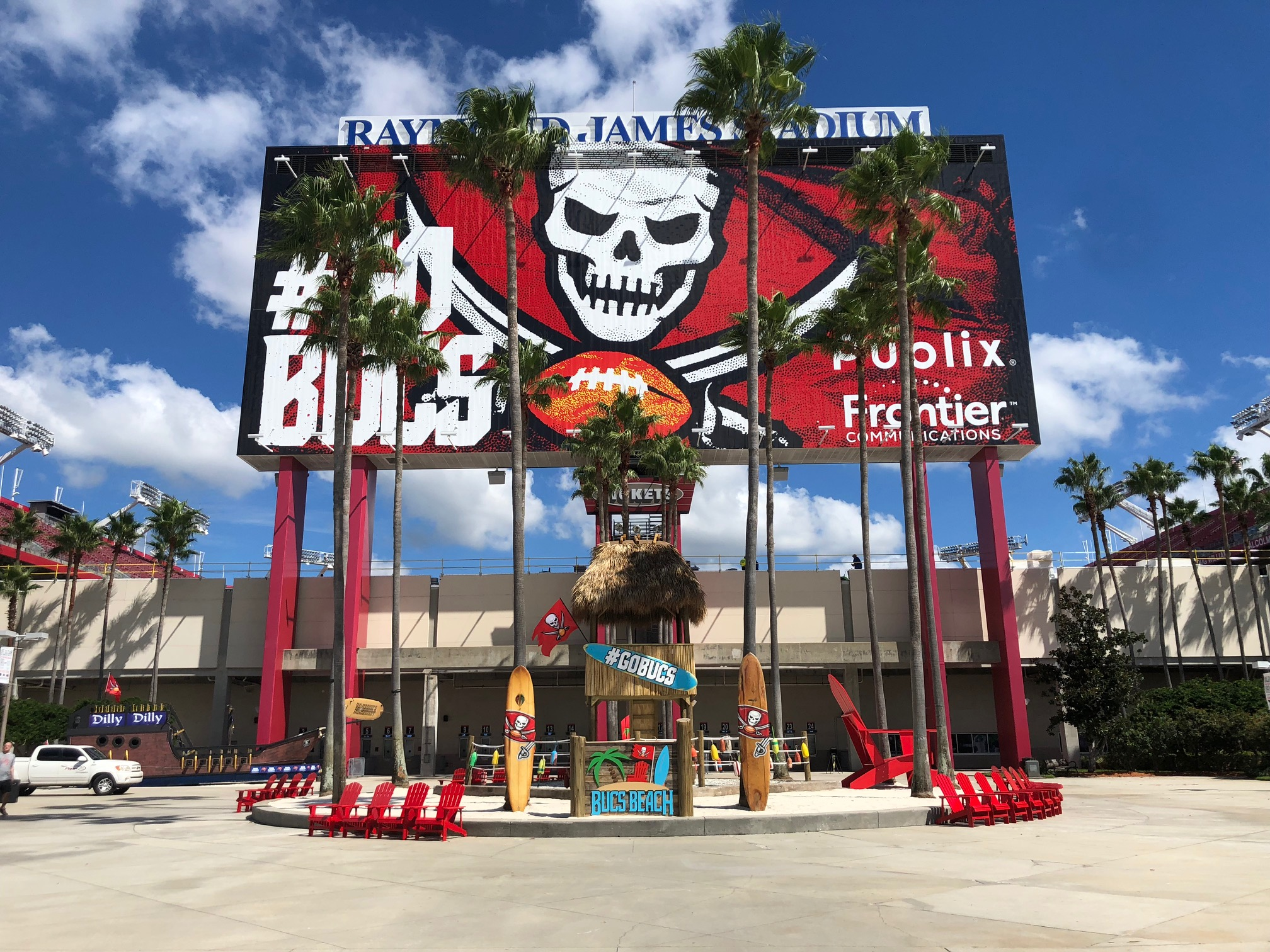 Tampa Bay Buccaneers Partner With Street Laced For All New Bucs Beach Street Laced Marketing And Promotions