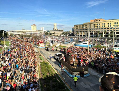 Street Laced invades City of Tampa for Annual Gasparilla Parade of Pirates Celebration