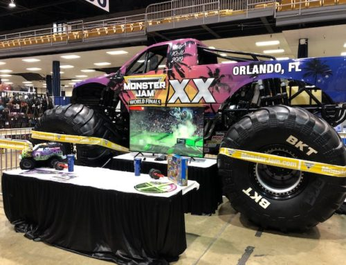 Feld Motorsports Teams Up With Street Laced for 2019 Monster Jam World Finals Promotions