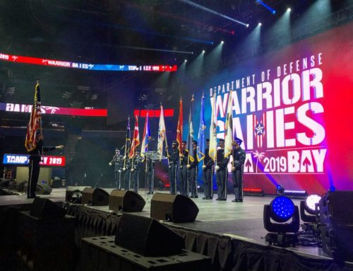 Street Laced Impacts 2019 Department of Defense Warrior Games In Tampa Bay