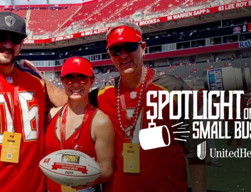 Tampa Bay Buccaneers & UnitedHealthCare Spotlight on Street Laced Marketing
