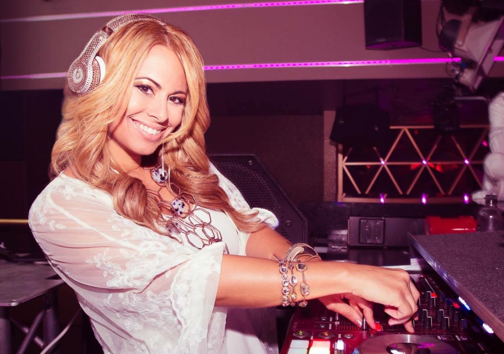 International DJ Maria Matarelli