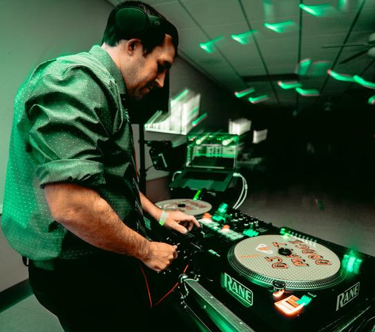 DJ Matt Dodge