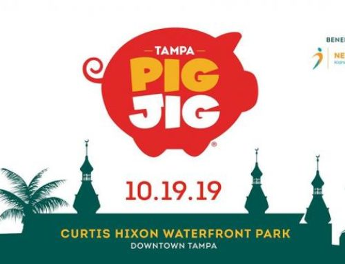 Tampa Pig Jig Selects Street Laced's Own Greg Wolf As Master of Ceremonies