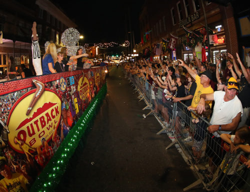 2020 Outback Bowl Brings In Street Laced For Various Entertainment Roles