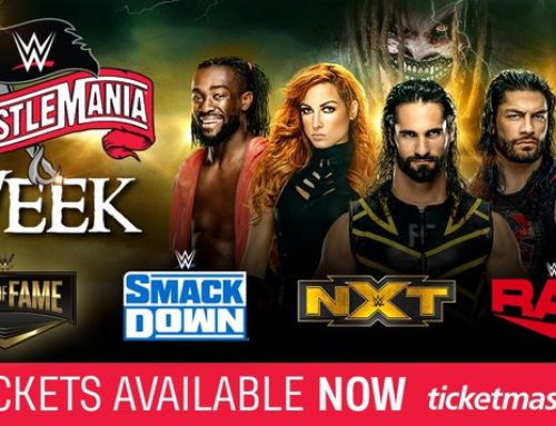 WWE Week Invades Tampa Bay & Street Laced Is Ready To Rumble