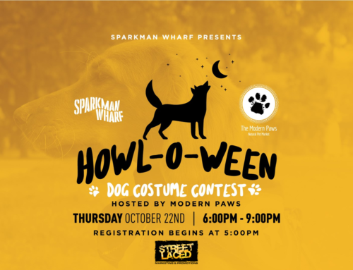 "Sparkwharf Wharf & Street Laced Team Up For 1st Annual ""Howl-O-Ween"""
