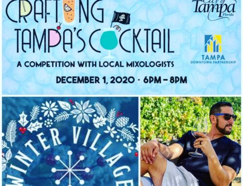 "City of Tampa & Tampa's Downtown Partnership Tap Street Laced to Host ""Crafting Tampa's Cocktail"" Competition"