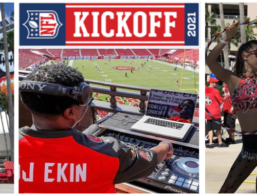 Tampa Bay Buccaneers Capture Street Laced Entertainers For Fourth Straight Season