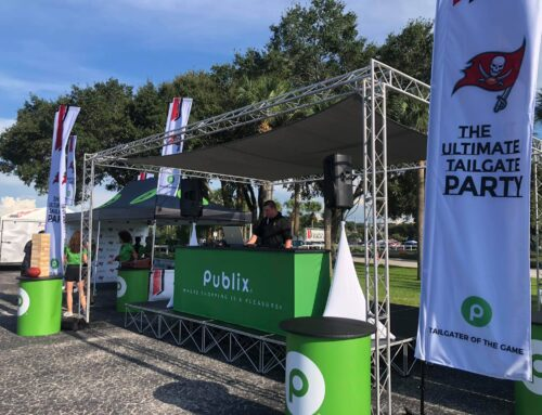 Publix Scores Street Laced For Ultimate Tailgate Parties This NFL Season